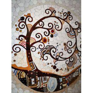 Tablou Mozaic Bufniță