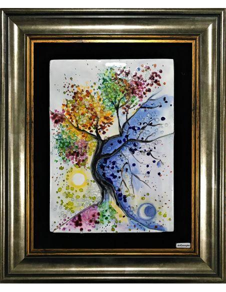 Interpretare Klimt-Așteptări (detaliu din Copacul Vieții)