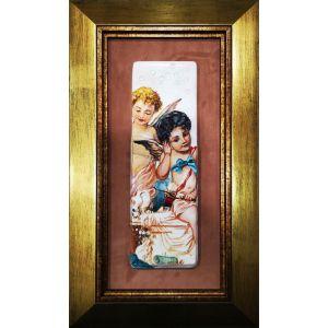 Privirea inspirată de G. Klimt