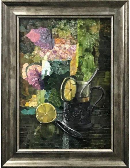 Interpretare Vincent van Gogh - Floarea Soarelui