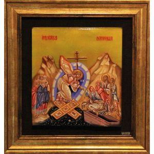 Icoană Iisus Răstignit