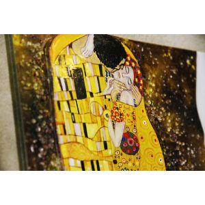 Tablou Mozaic Klimt
