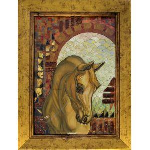 Interpretare Klimt -  The Kiss, Lacrime di Freyja