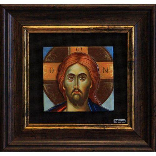Tablou Vitraliu Iisus